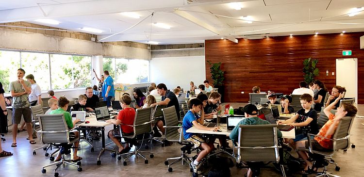 Registrations for Sunshine Coast Coderdojo are now open for the new year